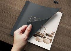 衣柜企业画册设计