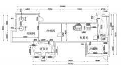 车间平面设计-车间平面设计图